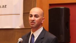 Tamer Turkman and Voice of America