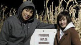 Students from Hong Kong at Purdue University