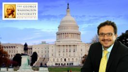 """Washington DC for a Global Education"" Murat Tarımcılar"