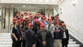 Students from United Arab Emirates demonstrate academic achievment