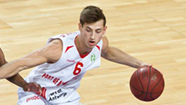 Thomas Akyazılı – University of Colorado – Basketbol