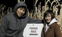 Students from Hong Kong at Purdue University