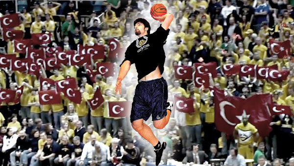Life of a college superstar: Deniz Kılıçlı