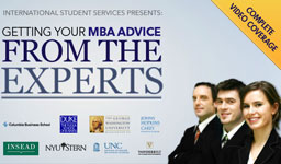 MBA Panel Event Highlights