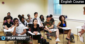 Moments of Intensive English Class in America
