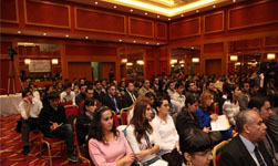 Top MBA Baku Panel Event