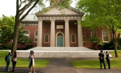Robert College Students in Boston