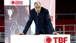 Dr. Emir Turam: Türk Basketbol Federasyonu Baş Danışmanı
